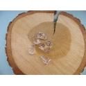 Kristal druppelvorm 18 mm
