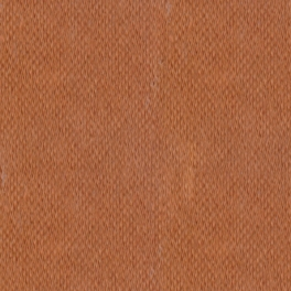 Poppentricot roodbruin 20x80 cm