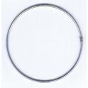 Metalen ring doorsnede 10 cm