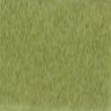 Viltlapje groen 20 x 30 cm
