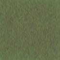Viltlapje donker bladgroen 20 x 30 cm