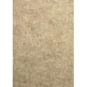 Gemêleerd  wolvilt licht bruin (20 x 30 cm)