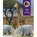 Magazine 'Afrikaanse dieren'
