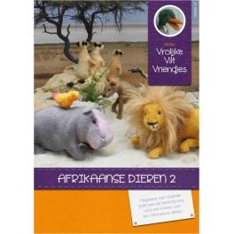 Magazine 'Afrikaanse dieren 2'