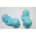 Zeepje baby blauw vanille