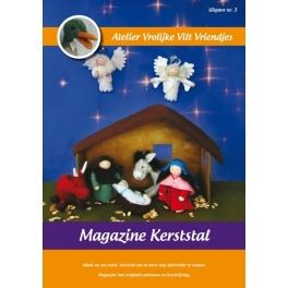 Magazine kerststal