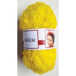 Poppengaren geel