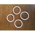 O-ringen set van 4 voor speelknijpers